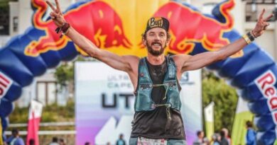 Ian Morgan, o ultrarunner body