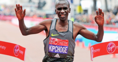 Eliud Kipchoge, o rei da maratona