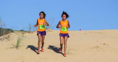 """O sonho olímpico das """"gêmeas corredoras"""""""
